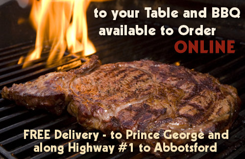 to your table and BBQ - Order Online